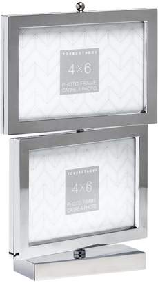 Torre & Tagus Rotating 3-Tier Photo Frame (4x6)