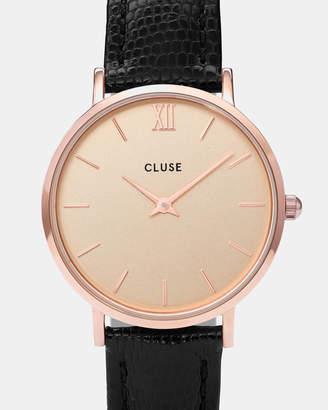 Cluse Minuit Leather