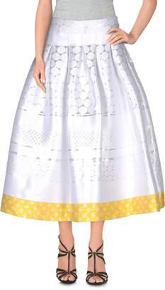 Messagerie 3/4 length skirts