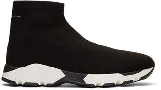 Maison Margiela Black Sock Sneakers