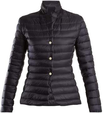 Moncler Opale quilted down jacket