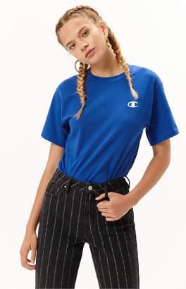 Champion Blue Short Sleeve T-Shirt