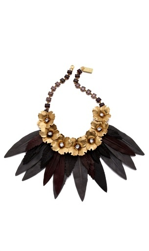Lizzie Fortunato The Age of Innocence Necklace
