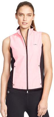 Ralph Lauren Active Color-Blocked Jersey Vest $115 thestylecure.com