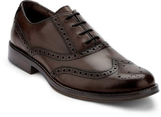 Dockers Mens Thatcher Oxford Shoes Wing Tip