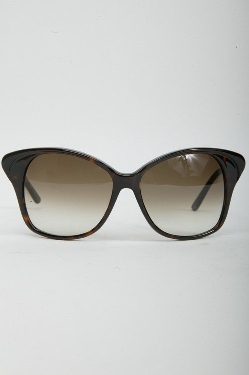 Balenciaga Sunglasses - Olive Amber