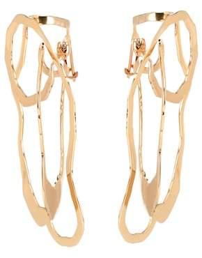 Ellery Erno Oyster earrings