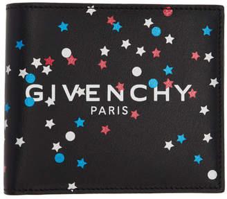 Givenchy (ジバンシイ) - Givenchy ブラック 8CC バイフォールド ウォレット