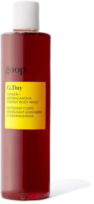 Goop Body Body G.day Ginger + Ashwagandha Energy Body Wash