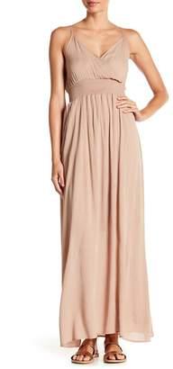 WEST KEI Gauze Maxi Dress