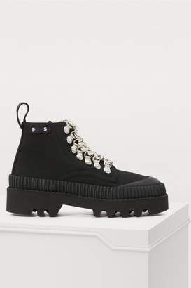 Proenza Schouler Canvas sneakers