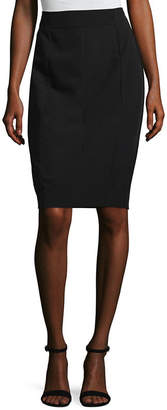 WORTHINGTON Worthington High Waisted Essential Suiting Pencil Skirt