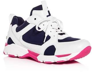 Joshua Sanders Women's Hydro Diana Color-Block Low-Top Sneakers