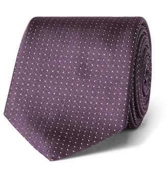 Paul Smith 6cm Pin-Dot Silk Tie