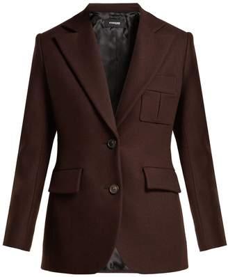 KWAIDAN EDITIONS Single-breasted wool blazer