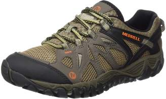 Merrell Men's All Out Blaze Aero Sport Hiking Shoe, Black/Red
