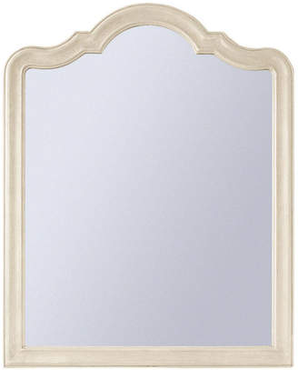 OKA Azay Curved Wall Mirror, Large