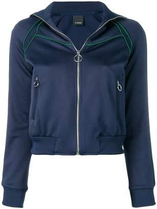 Pinko zipped sweatshirt