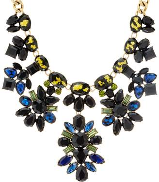 Logo By Lori Goldstein LOGO Links Midnight Clusters Statement Necklace