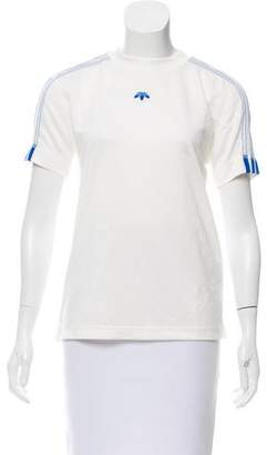 Alexander Wang x Adidas Short Sleeve Athletic Top w/ Tags