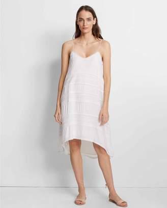 Club Monaco Hayzehl Embroidered Dress