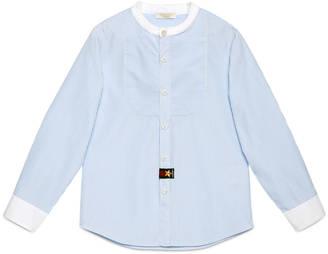 Children's striped cotton shirt $295 thestylecure.com
