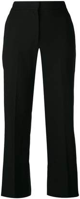 M Missoni cropped straight leg trousers