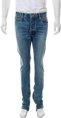 Fear Of God Vintage Wash Selvedge Denim Jeans w/ Tags