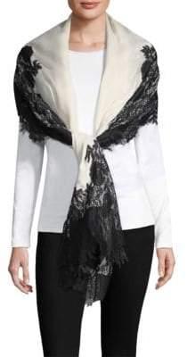 Bindya Evening Lace Wrap
