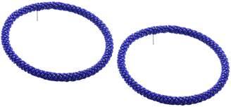 Mishky Hula Hula XL Hoop Earrings