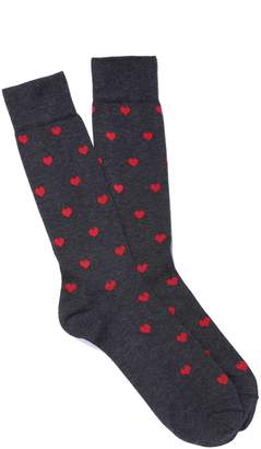 Heart Socks $24 thestylecure.com