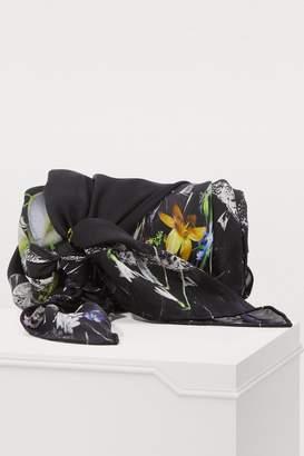 Alexander McQueen Ophelia silk scarf