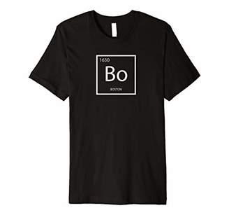 Boston Element T-Shirt - Periodic Table (Mens