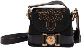 Versace Pony-style calfskin mini bag
