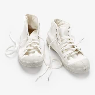 Bensimon Mid Tennis Shoe White