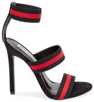 Steve Madden Stevemadden CRAVE RED/BLACK