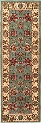 Ottomanson Otto Home Collection Persian Style Oriental Modern Design Runner Rug Hallway Runner