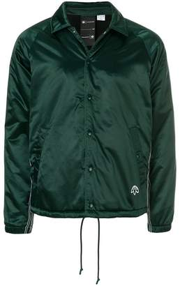 Adidas Originals By Alexander Wang classic coach jacket