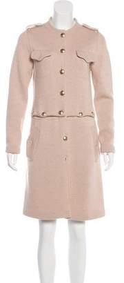 3.1 Phillip Lim Knee-length Wool Coat