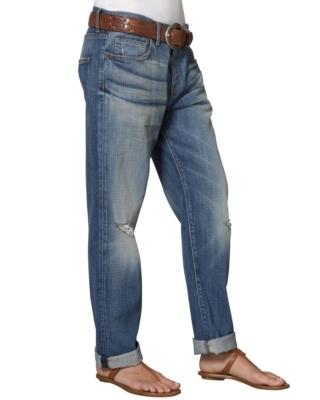 Current/Elliot The Long Boyfriend Jeans