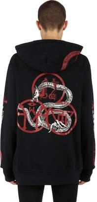 Doomsayer Hooded French Terry Sweatshirt