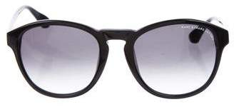 Marc by Marc Jacobs Logo Gradient Sunglasses
