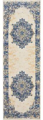 Blue Area Charlton Home Susan Rug Rug