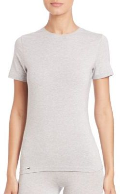 La Perla New Project Short-Sleeve Tee $84 thestylecure.com