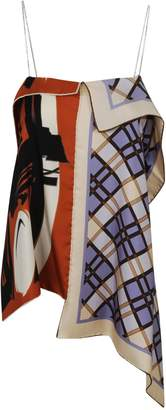 Dries Van Noten Printed Dress