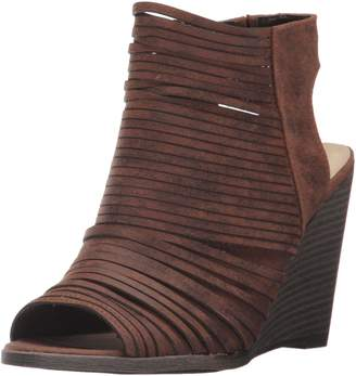 Fergalicious Women's Heather2 Wedge Sandal
