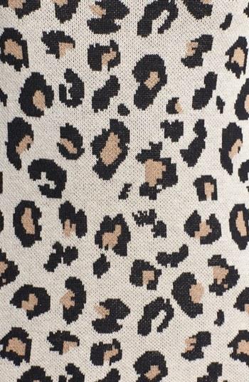 Velvet by Graham & Spencer 'Lovey' Leopard Print Pullover