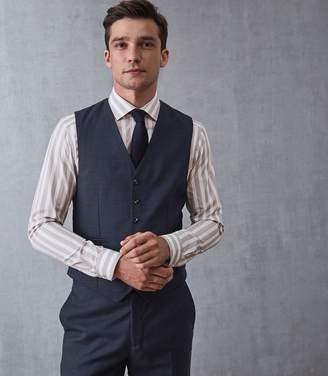 Reiss Terrance Slim Fit Waistcoat