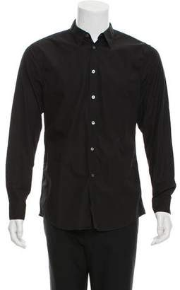 Acne Studios Slim Pop Woven Shirt