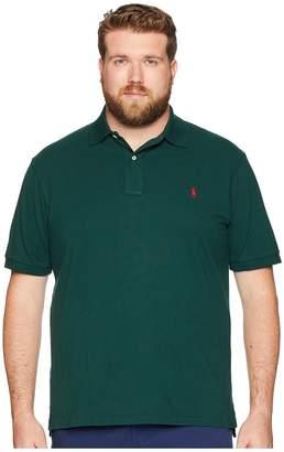Polo Ralph Lauren Big Tall Basic Mesh Short Sleeve Classic Fit Polo Men's Coat